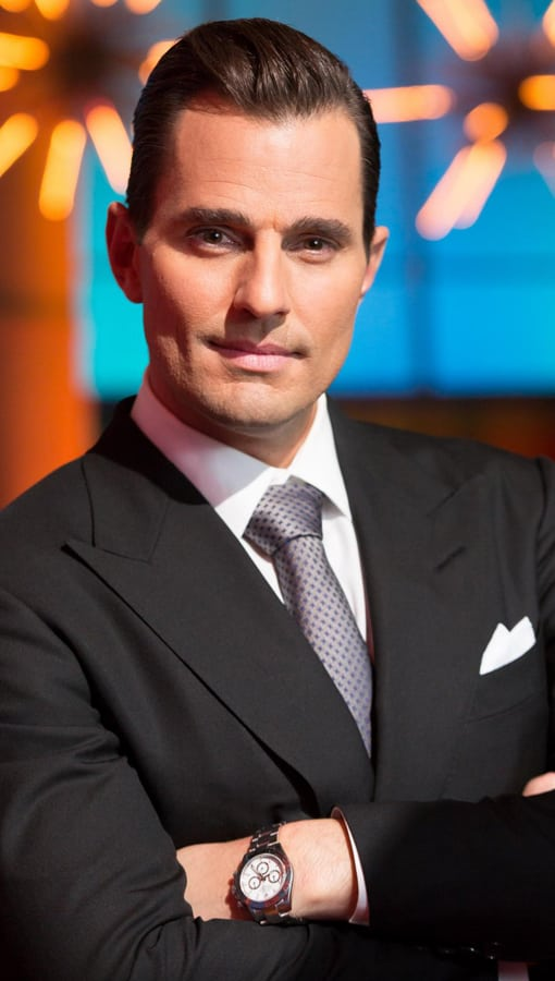 Bill Rancic on the Framework Leadership podcast with Kent Ingle.