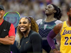 Four of America's Most Influential Black Athletes